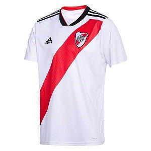 Camisa River Plate Home 2018/2019 Personalização e Frete Grátis