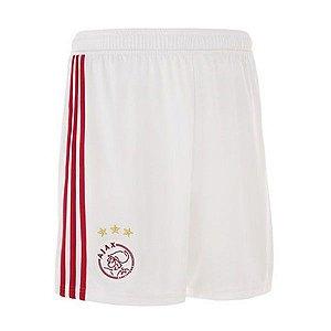 Calção Oficial Ajax Home 2018/2018 Frete Grátis