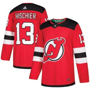 Camisa Jersey Nhl New Jersey Devils 1 Hockey #13 Hischier