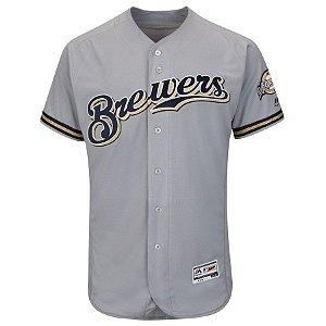 Camisa Mlb Milwaukee Brewers Baseball