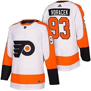 Camisa Nhl Philadelphia Flyers 2 Hockey #93 Voracek