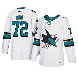 Camisa Nhl San Jose Sharks 2 Hockey #72 Heed