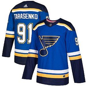 Camisa Nhl Jersey St. Louis Blues 2 Hockey #91 Tarasenko