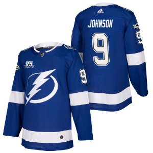 Camisa Nhl Jersey Tampa Bay Lightning Hockey #9 Johnson