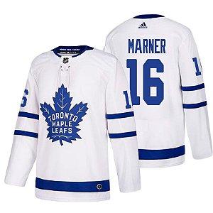 Camisa Nhl Jersey Toronto Maple Leafs 1 Hockey #16 Marner