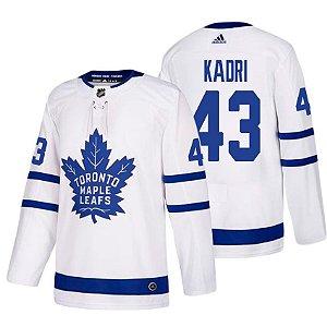 Camisa Nhl Jersey Toronto Maple Leafs 1 Hockey #43 Kadri