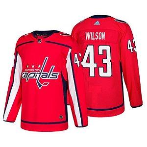 Camisa Nhl Jersey Washington Capitals 2 Hockey #43 Wilson