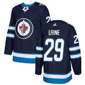 Camisa Nhl Jersey Winnipeg Jets 2 Hockey #29 Laine