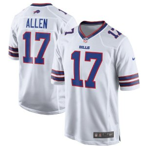 8cc1ac7de Camisa NFL Buffalo Bills Futebol Americano  17 Allen