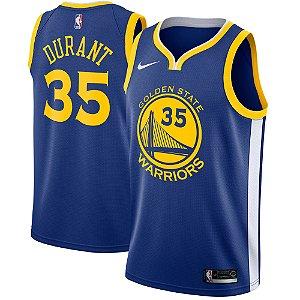Camisa Regata Nba Golden State Warriors #35 Durant