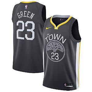 Camisa Regata Nba Golden State Warriors #23 Green