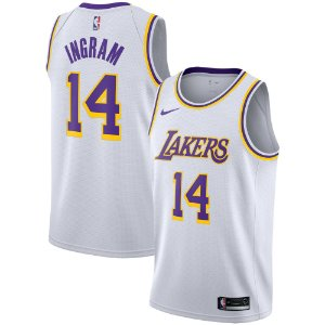 Camisa Regata Nba Basquete Los Angeles Lakers #14 Ingram