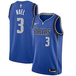 Camisa Regata Nba Basquete 2 Dallas Mavericks #3 Noel