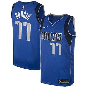 Camisa Regata Nba Basquete 2 Dallas Mavericks #77 Doncic