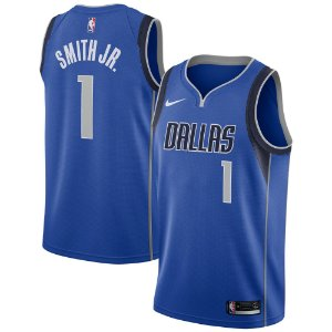 Camisa Regata Nba Basquete 2 Dallas Mavericks #1 Smith Jr