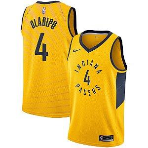 Camisa Regata Nba Basquete Indiana Pacers #4 Oladipo