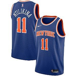 Camisa Regata Nba New York Knicks #11 Ntilikina