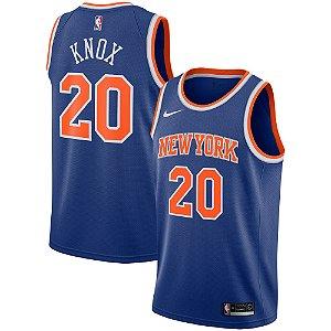Camisa Regata Nba New York Knicks #20 Kevin Knox