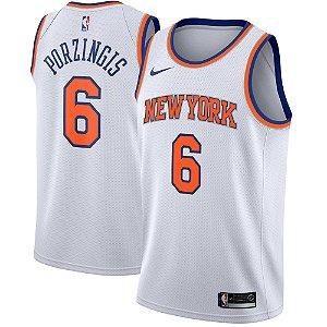 Camisa Regata Nba New York Knicks #6 Kristaps Porzingis