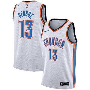 Camisa Regata Nba 3 Oklahoma City Thunder #13 George