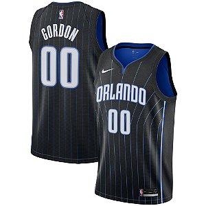 Camisa Regata Basquete Nba 2 Orlando Magic #00 Gordon