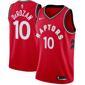 Camisa Regata Basquete Nba Toronto Raptors #10 Derozan