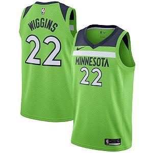 Camisa Nba Basquete Minnesota Timberwolves #22 Wiggins
