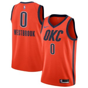 Camisa Regata Nba Basquete Oklahoma City Thunder #0 Westbrook