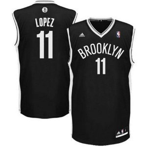 Camisa Regata Nba Brooklyn Nets Basquete #11 Lopez