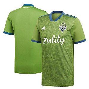 Camisa Seattle Sounders 2019 home Personalização e Frete Grátis
