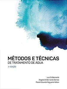 Métodos e técnicas de tratamento de água - 3ª edição