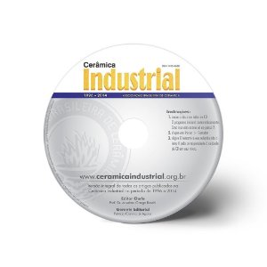 Cd-rom da Revista Cerâmica Industrial