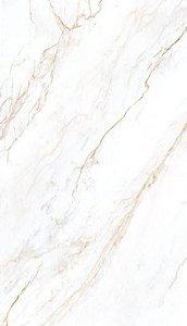 Porcelanato Marmo Doro Branco Polido 61x1,06