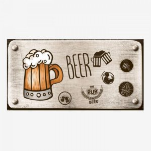 Revestimento Cerveja 32x62