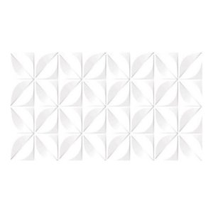 Luxor Blanc 32x57