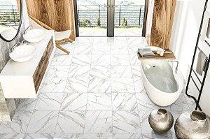 Porcelanato Carrara Dream Acetinado 81x81