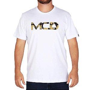 Camiseta Mcd Regular Corvus - Branca