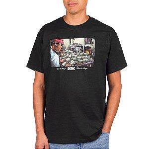 Camiseta DGK Math Black