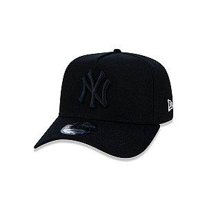 BONÉ NEW ERA 940 NEW YORK YANKEES MLB - PRETO
