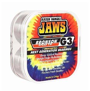 ROLAMENTO BRONSON G3 AARON JAWS HOMOKI - EXCLUSIVO