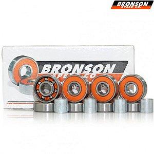 Rolamentos Bronson G2 Bearings - Exclusivo
