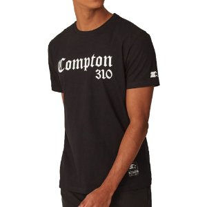 CAMISETA STARTER COMPTON 310 - PRETA