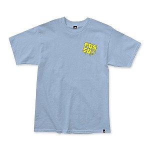 Camiseta Posso Pizza Tee - Powder Blue