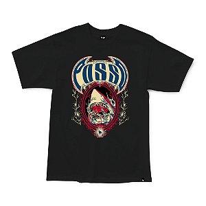 Camiseta Posso Bicho Solto Tee - Black/Off