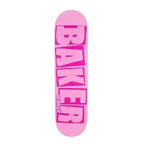 "Shape Baker Pro-Model Bryan Herman Hot Pink 8.1"" + Lixa Emborrachada Grátis"