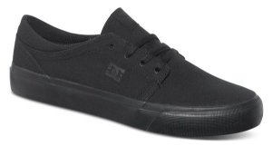 TÊNIS DC SHOES TRASE TX BLACK