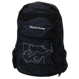 MOCHILA BLACK SHEEP FIBER SKATEBAG
