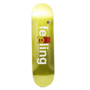 "Shape Feeling fiberglass Gold 8.1"" + LIXA"
