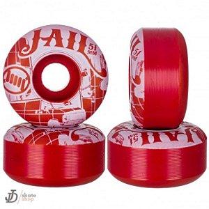 Roda Jail Leitosa RED 51mm