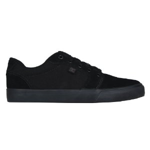 TÊNIS DC SHOES ANVIL LA BLACK BLACK